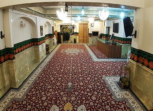 کد : 10043 ، حسینیه امام حسن (تهران)