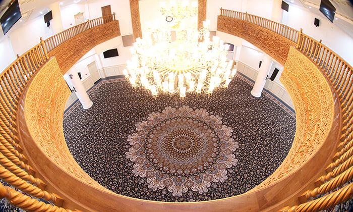 آشنایی با تعریف فرش قواره بزرگ ، خاص و یکپارچه