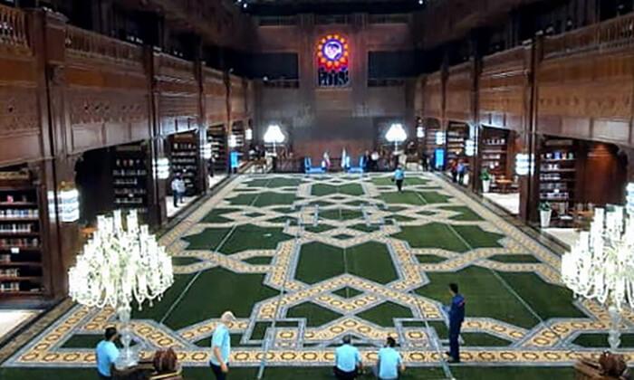 فرش سایز بزرگ، قواره بزرگ و یکپارچه ایران مال