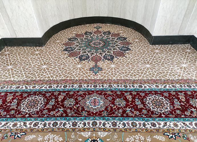 Code : 10080 ، Hazrat Esmaeel Mosque (Hormozgan Province-Herang)